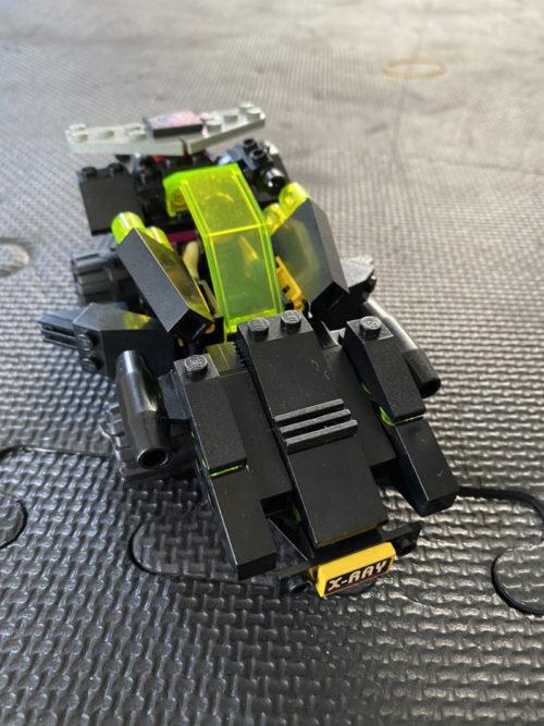 レゴで作った未来の車