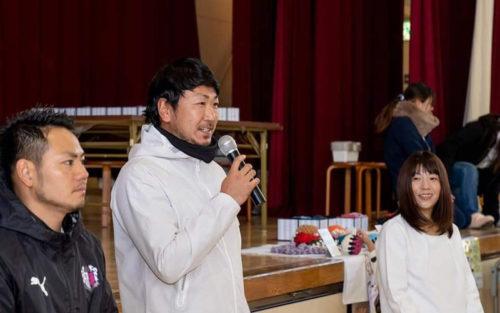 フットゴルフ2018日本代表熊倉選手