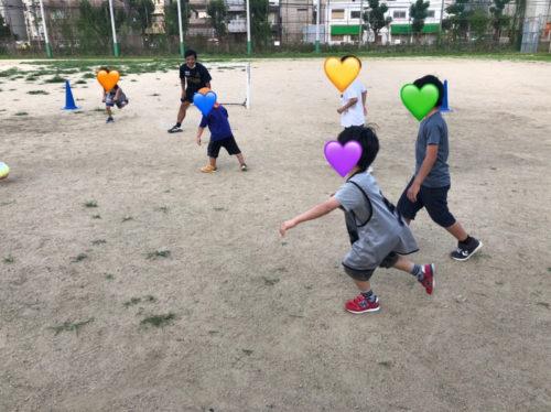 サッカーミニゲーム