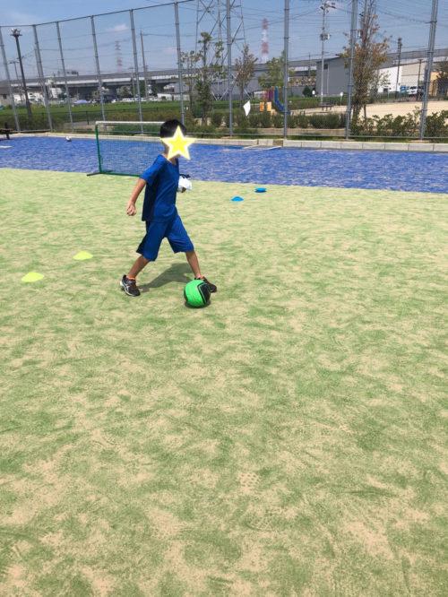 サッカーミニゲーム2