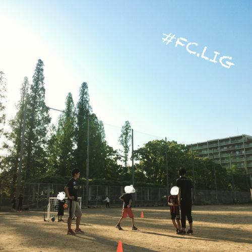 FC.LIGの活動の様子
