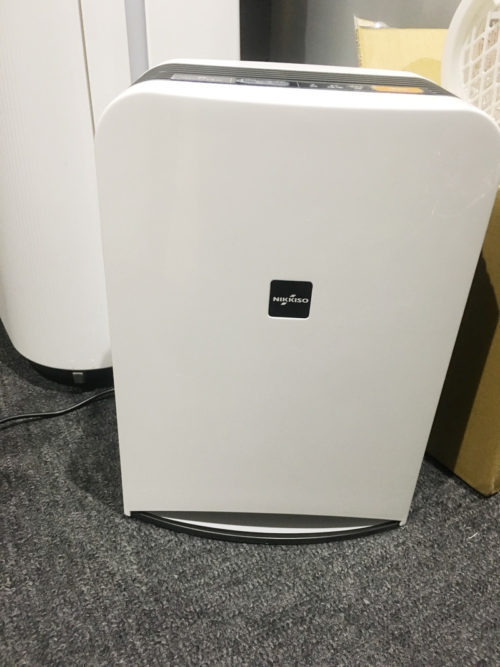 空気除菌装置Aeropure