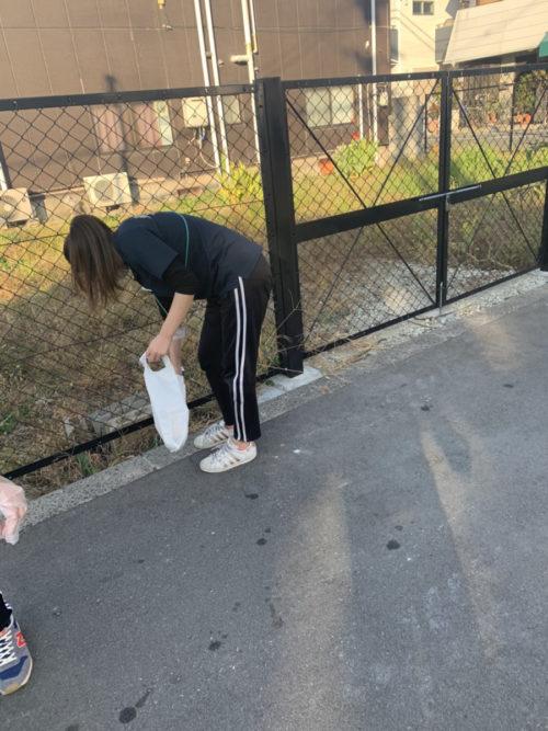 平野区 清掃活動