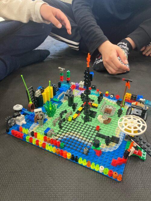 LEGO大作